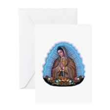 Lady of Guadalupe T5 Greeting Card