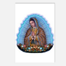 Lady of Guadalupe T5 Postcards (Package of 8)