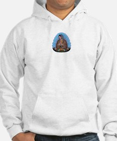 Lady of Guadalupe T5 Hoodie