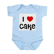 I * Cake Infant Creeper