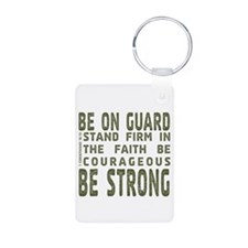 Be Strong Keychains