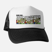 0242 - A challenge for Julio Trucker Hat