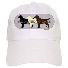 Addicted to Labs Baseball Cap