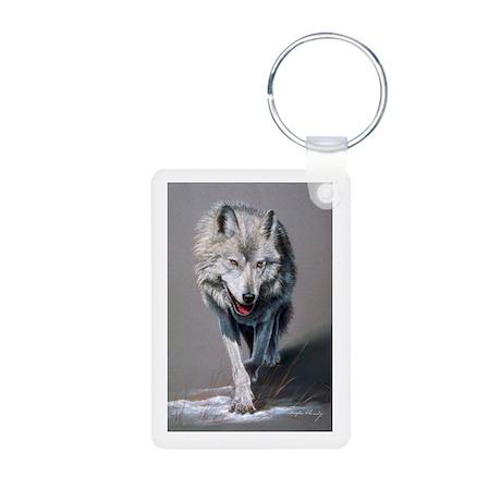 Animal Aluminum Photo Keychain