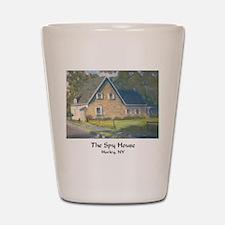 Spy House Painting #2 Shot Glass
