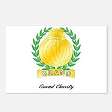 Grand Charity Postcards (Package of 8)