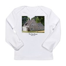 Spy House 3 Long Sleeve Infant T-Shirt
