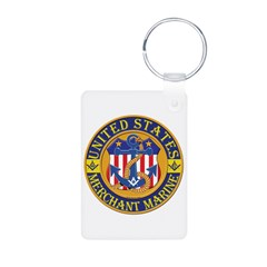 Merchant Marine Mason Keychains