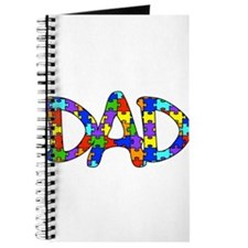 Dad Autism Awareness Journal