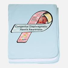 Daisy Marie Vargas CDH Awareness Ribbon baby blank