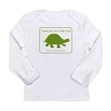 Turtle Club Long Sleeve Infant T-Shirt
