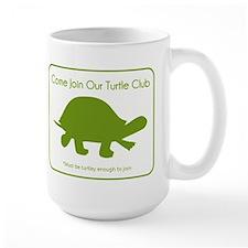 Turtle Club Mug