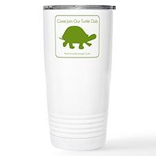 Turtle Club Travel Mug