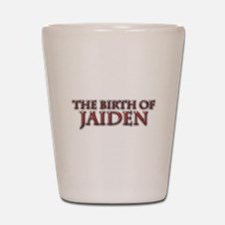 Cute Jaiden Shot Glass