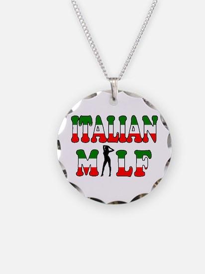Italian Milf Necklace