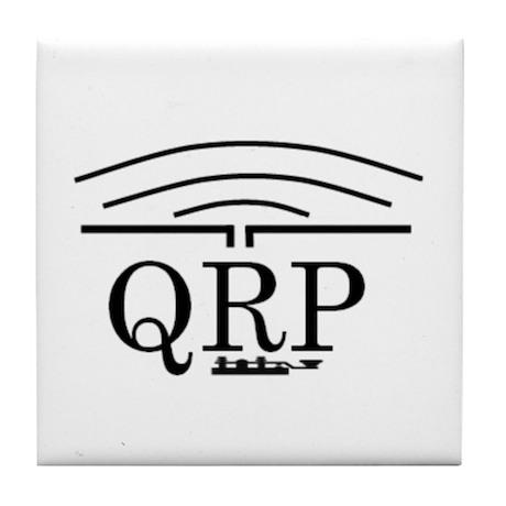 QRP Tile Coaster