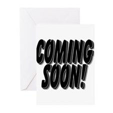 COMING SOON!..Greeting Cards (Pack of 6)