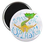 "Splish Splash Bulk 2.25"" Magnet (10 pack)"