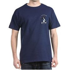 W/B Greyhound IAAM Pocket T-Shirt