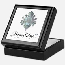 Benedict COA Silver : Keepsake Box