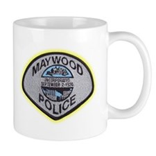 Maywood Police Department Mug