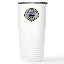 Maywood Police Department Travel Mug