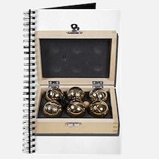 Bocce Ball Set Journal