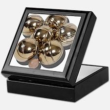Bocce Balls Keepsake Box