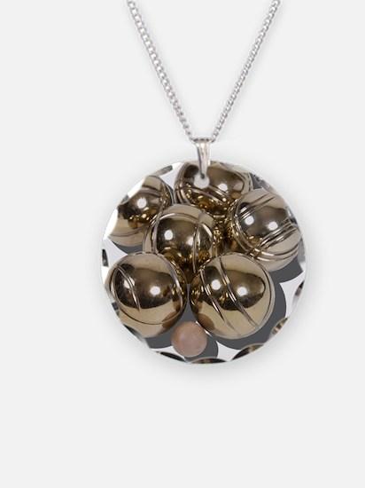 Bocce Balls Necklace