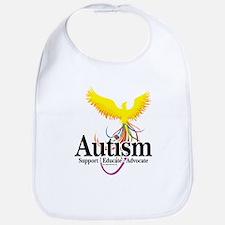 Autism Phoenix Bib