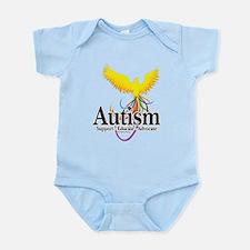 Autism Phoenix Infant Bodysuit