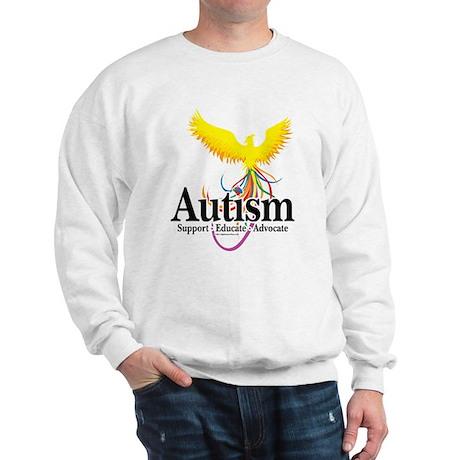 Autism Phoenix Sweatshirt
