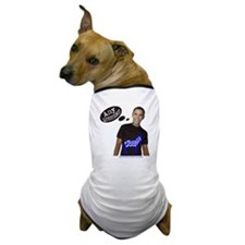 OBAMA -DRESSING IN STYLE Dog T-Shirt