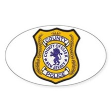 Essex County Police Decal