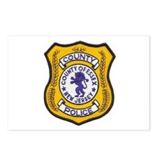 Essex County Police Postcards (Package of 8)