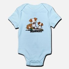 Duck Toller Infant Bodysuit
