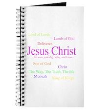 Jesus Names - Cool! Journal