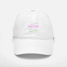 Jesus Names - Cool! Baseball Baseball Cap