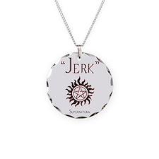 """""""Jerk"""" Necklace"""