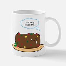 Poor Fruitcake Mug