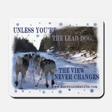 Lead Dog Mousepad