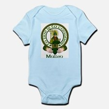 Mullen Clan Motto Infant Creeper