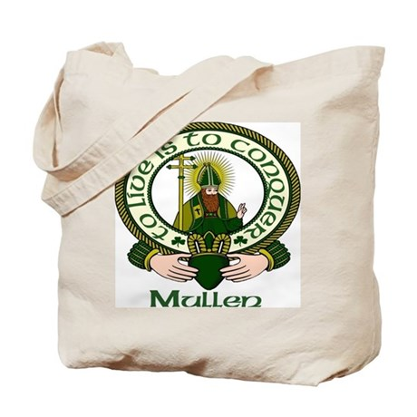 Mullen Clan Motto Tote Bag