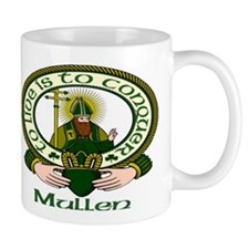 Mullen Clan Motto Mug