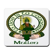 Mullen Clan Motto Mousepad