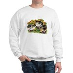 Flower Garden Guinea Keets Sweatshirt