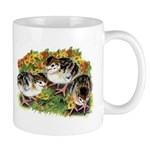 Flower Garden Guinea Keets Mug
