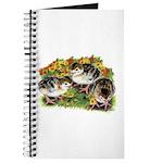 Flower Garden Guinea Keets Journal
