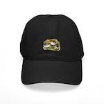 Flower Garden Guinea Keets Black Cap