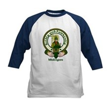 Mulligan Clan Motto Tee